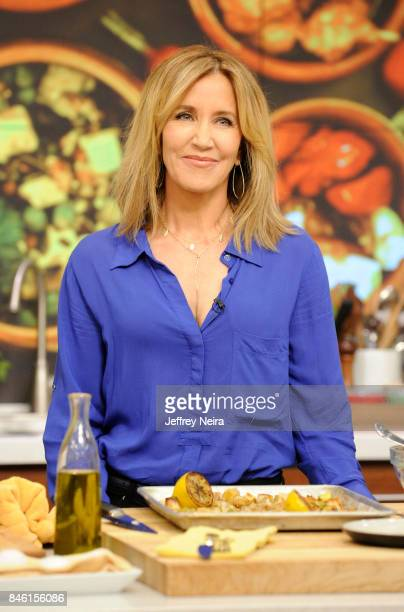 THE CHEW Felicity Huffman and Chris Harrison are the guests today Tuesday September 12 2017 on ABC's 'The Chew' 'The Chew' airs MONDAY FRIDAY on the...