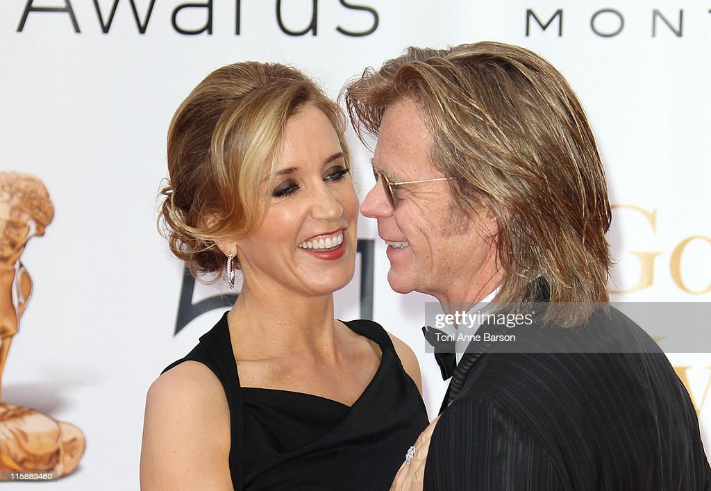 <a gi-track='captionPersonalityLinkClicked' href=/galleries/search?phrase=Felicity+Huffman&family=editorial&specificpeople=201903 ng-click='$event.stopPropagation()'>Felicity Huffman</a> and <a gi-track='captionPersonalityLinkClicked' href=/galleries/search?phrase=William+H.+Macy&family=editorial&specificpeople=202170 ng-click='$event.stopPropagation()'>William H. Macy</a> attend the Closing Ceremony and The Golden Nymph Awards at the Grimaldi Forum on June 10, 2011 in Monaco, Monaco.