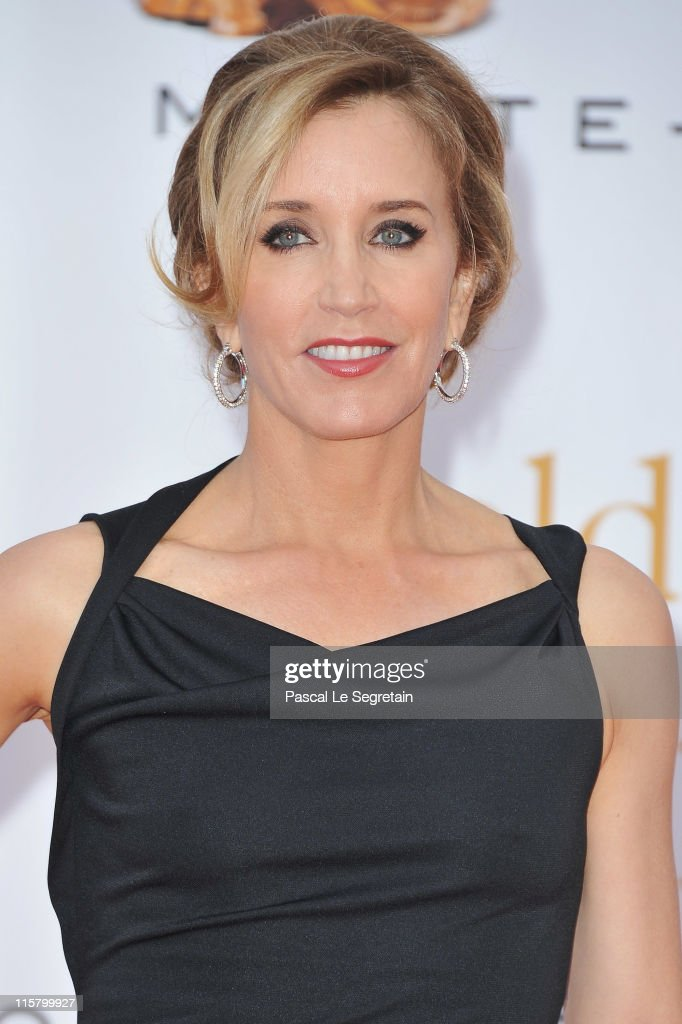 Felicity Huffman arrives to attend the closing ceremony of the 51st Monte Carlo TV Festival at the Grimaldi forum on June 10, 2011 in Monaco, Monaco.