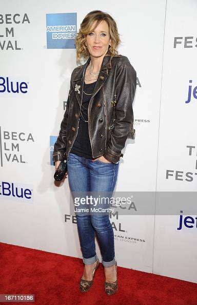 Felicity Huffman attends the screening of 'Trust Me' during the 2013 Tribeca Film Festival at BMCC Tribeca PAC on April 20 2013 in New York City