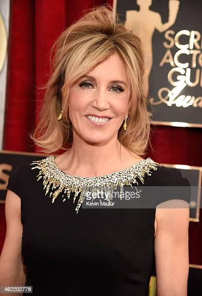 Felicity Huffman attends TNT's 21st Annual Screen Actors Guild Awards at The Shrine Auditorium on January 25 2015 in Los Angeles California 25184_016