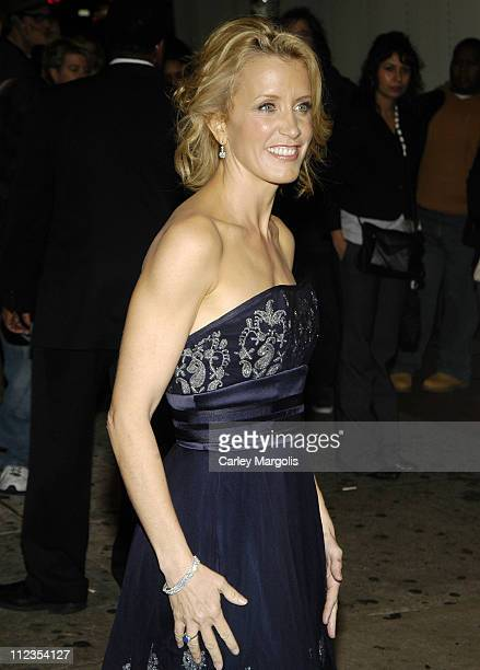 Felicity Huffman during 'Transamerica' New York Premiere at IFC Theater in New York City New York United States