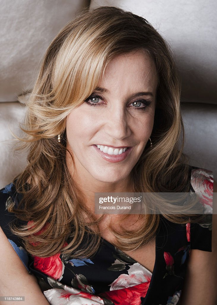 Felicity Huffman poses at a portrait session during the 2011 Monte Carlo Television Festival held at the Grimaldi Forum on June 9, 2011 in Monaco, Monaco.
