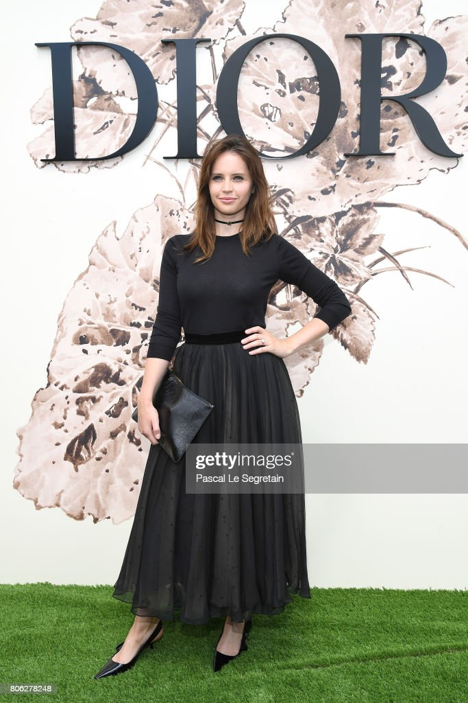 Christian Dior : Photocall - Paris Fashion Week - Haute Couture Fall/Winter 2017-2018