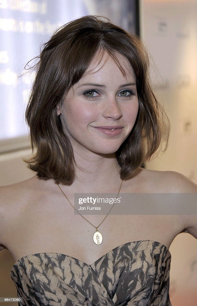 <a gi-track='captionPersonalityLinkClicked' href=/galleries/search?phrase=Felicity+Jones&family=editorial&specificpeople=5128418 ng-click='$event.stopPropagation()'>Felicity Jones</a> attends the UK premiere of 'Cheri' at Cine lumiere on May 6, 2009 in London, England.