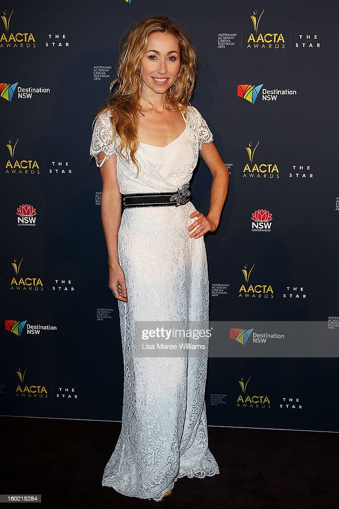 Felicity Price attends the 2nd Annual AACTA Awards Luncheon at The Star on January 28, 2013 in Sydney, Australia.