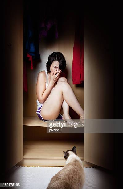 Feline phobia