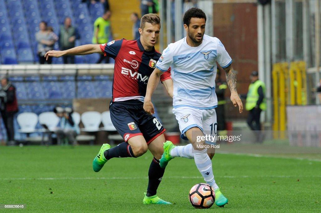 Genoa CFC v SS Lazio - Serie A