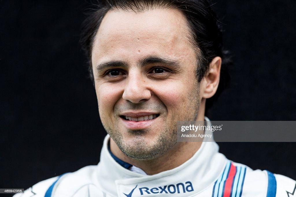 Felipe Massa (BRA) #19 from the Williams Martini Racing team during the Driver Portrait photo session at the Rolex Australian Formula 1 Grand Prix, Albert Park, Melbourne, Victoria Australia on March 12 2015. Asanka Brendon Ratnayake / Anadolu Agency
