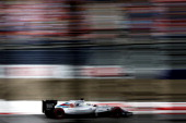 Felipe Massa of Brazil and Williams drives during qualifying ahead of the Austrian Formula One Grand Prix at Red Bull Ring on June 21 2014 in...