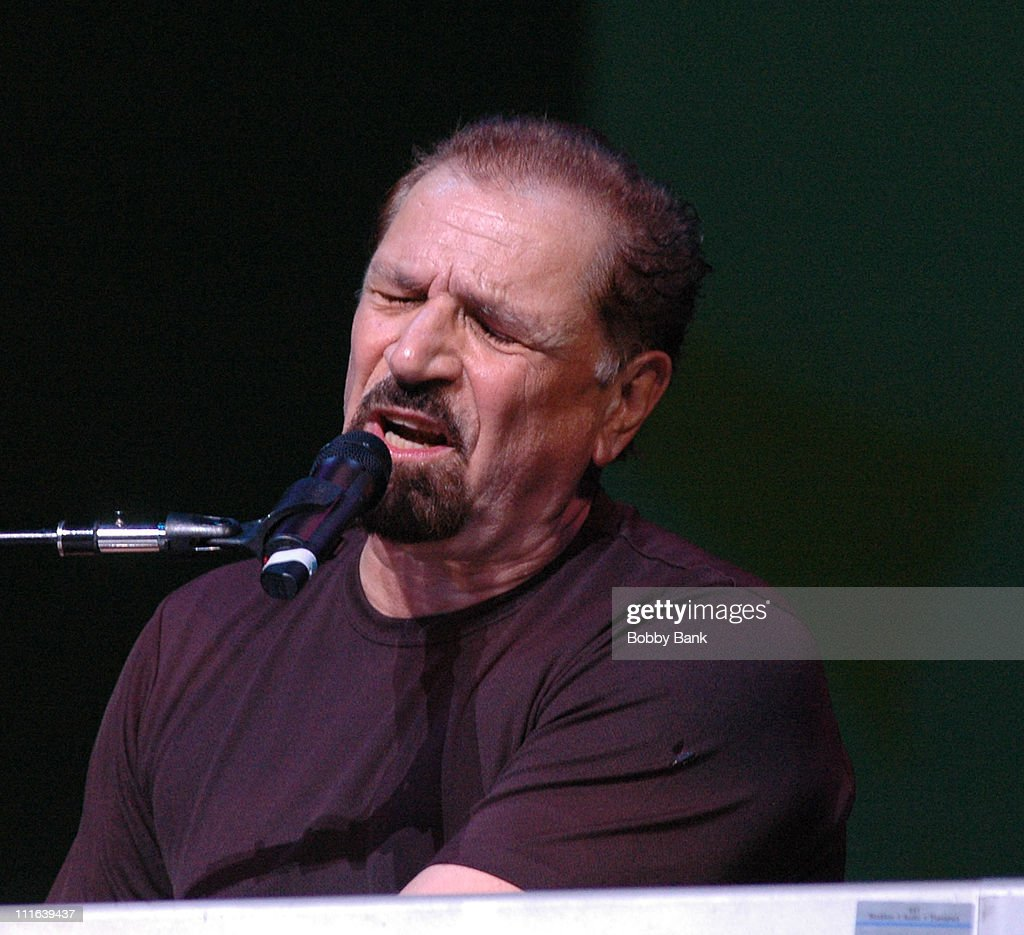 Felix Cavaliere's Rascals during Hippiefest 2007 - March 15, 2007 in Newark, New Jersey, United States.