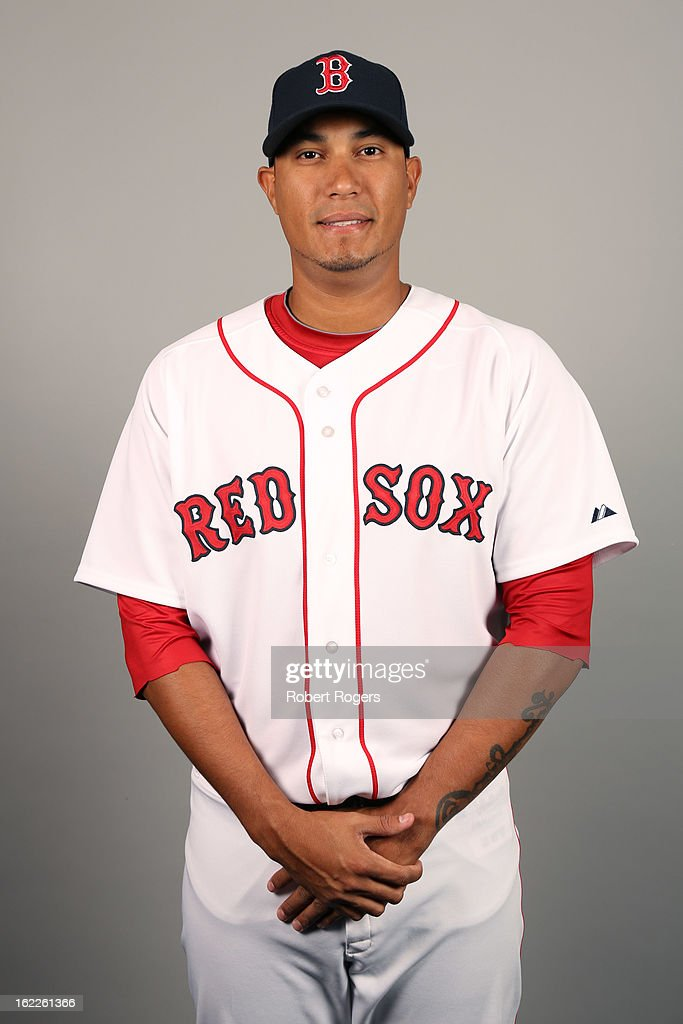 Felix Doubront #22 of the Boston Red Sox poses during Photo Day on February 17, 2013 at JetBlue Park in Fort Myers, Florida.