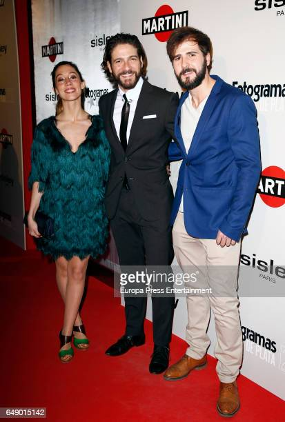 Felix Gomez attends the Fotogramas Magazine cinema awards 2017 on