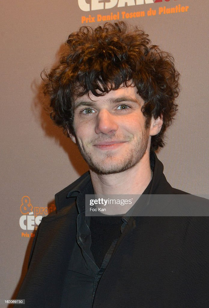 Felix Moatti attends the Producer's Dinner - Cesar Film Awards 2013 at Georges V on February 18, 2013 in Paris, France.