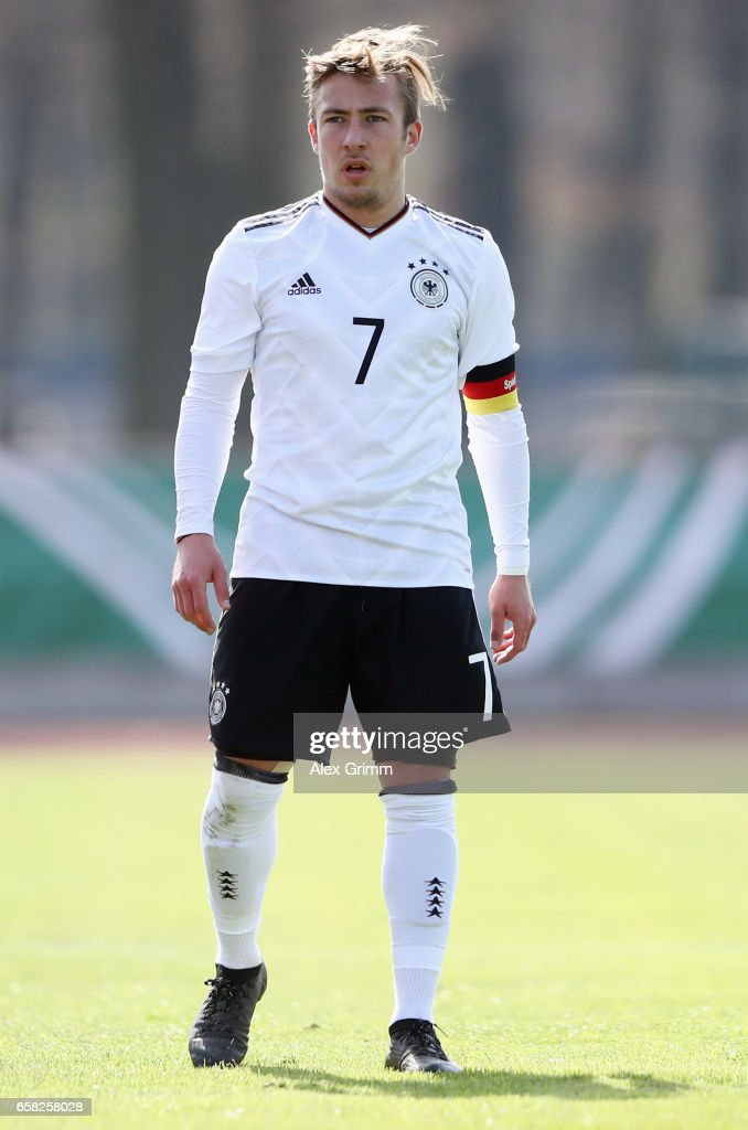 U19 Germany v U19 Serbia - UEFA Elite Round