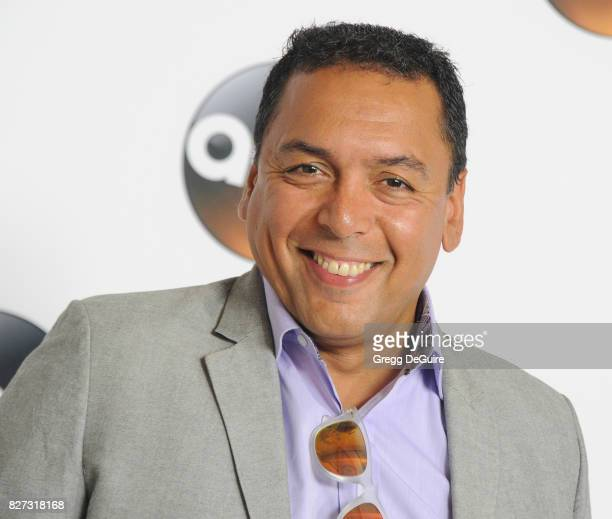 Felix Solis arrives at the 2017 Summer TCA Tour Disney ABC Television Group at The Beverly Hilton Hotel on August 6 2017 in Beverly Hills California