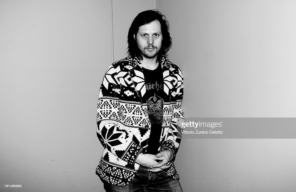 Felix Van Groeningen attends the 'The Broken Circle Breakdown' Portraits session during the 63rd Berlinale International Film Festival at Berlinale Palast on February 11, 2013 in Berlin, Germany.