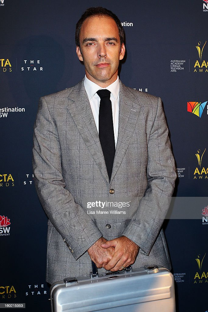 Felix Williamson attends the 2nd Annual AACTA Awards Luncheon at The Star on January 28, 2013 in Sydney, Australia.
