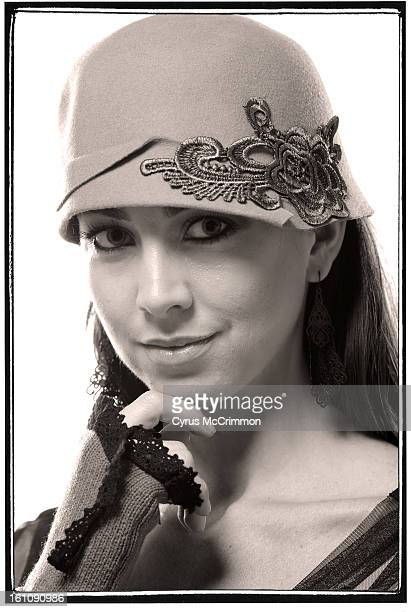 FE18LACEFASHION_CM Felt cloche with lace applique $34 and fingerless gloves $16 from Urban Outfitters Fashion in the studio for fashion trend of lace...