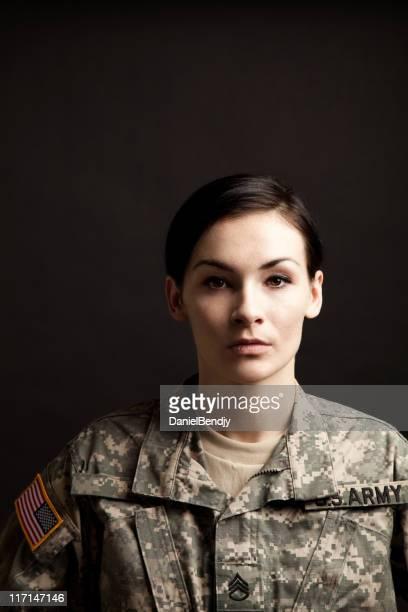 Hembra American Soldier