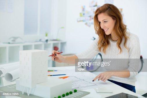 Mesmerizing 30 female architect decorating design of for Architect at work