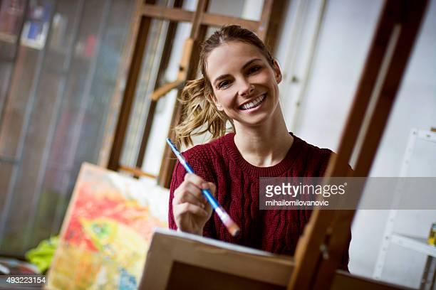 Weibliche Künstler