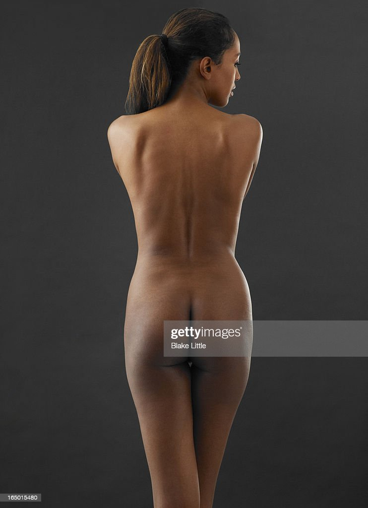 Naked Female Torso 81