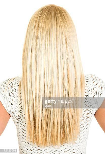 Female Blonde long hair