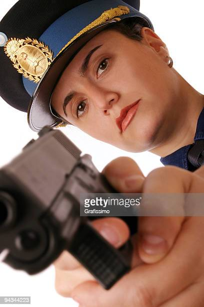 Female cop has to kill you