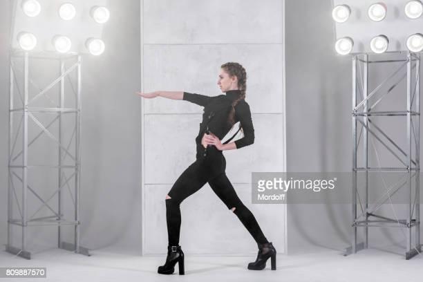 Danseuse dans un Style moderne