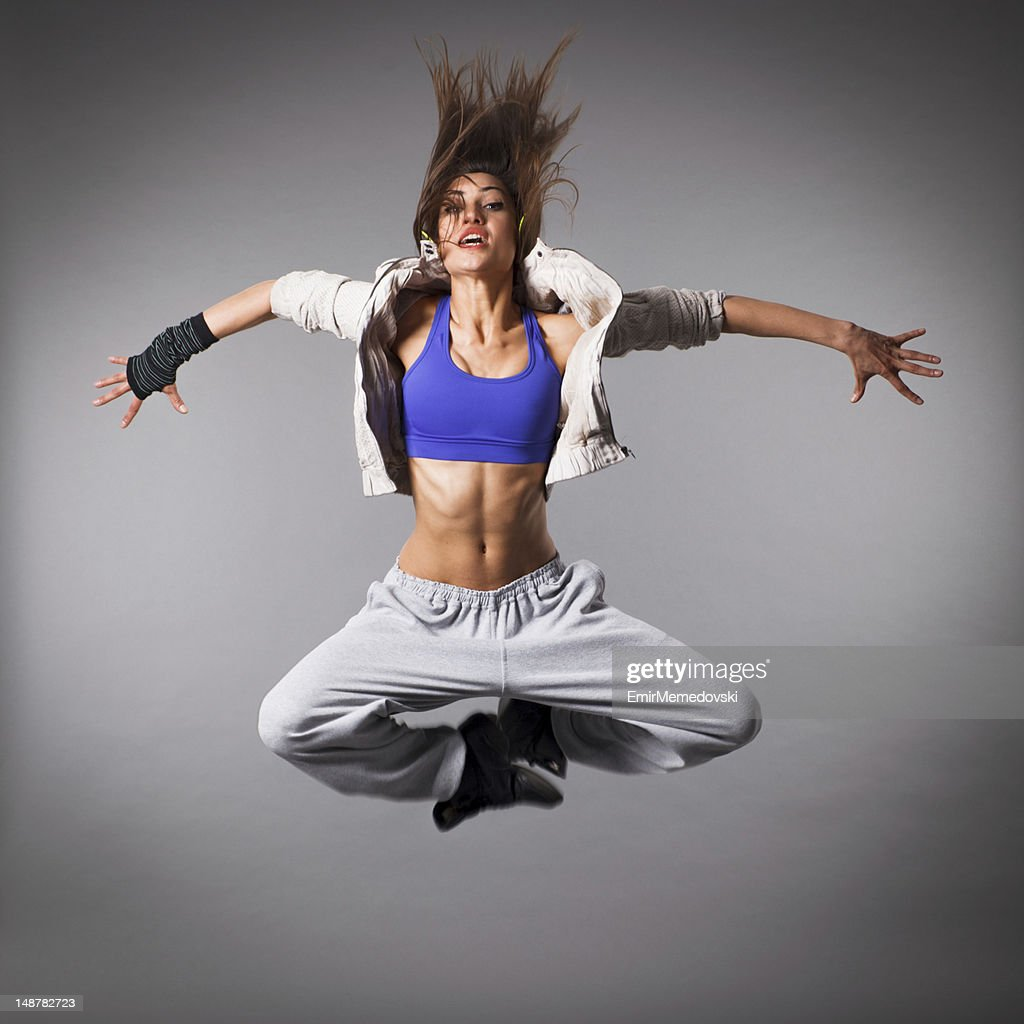 Female dancer : Stock Photo