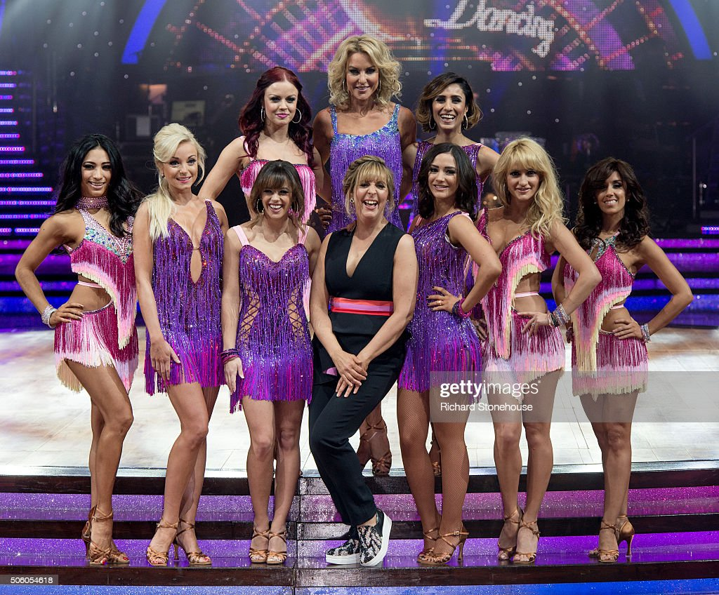 Strictly Come Dancing live tour celebrity and pro line up ...