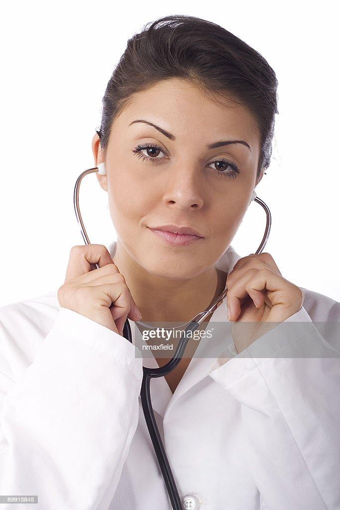 Female Doctor : Stock Photo