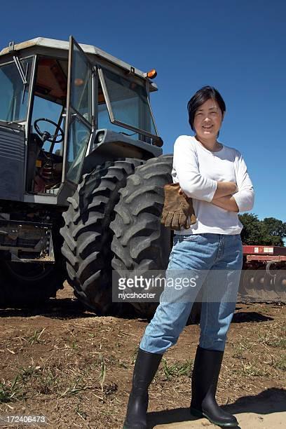 Agricultor Feminino