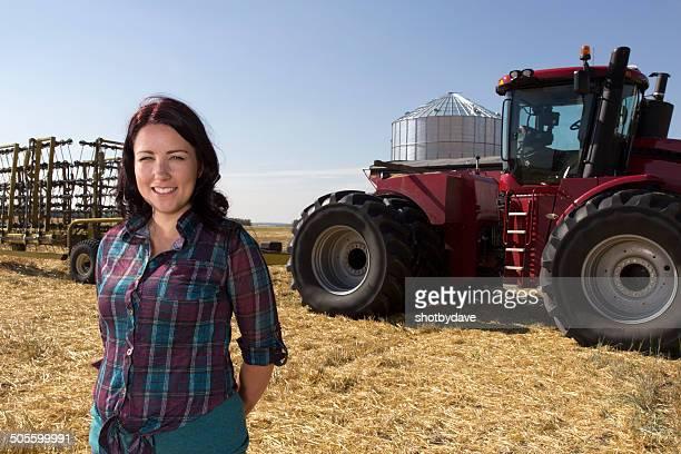 Female Farmer