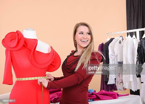 Weibliche Mode-designer