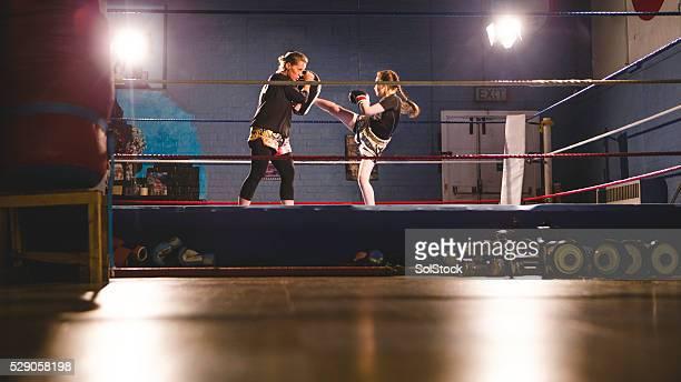 Femmes combattants