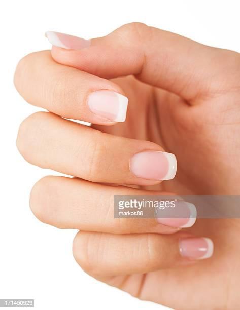 Femme ongles