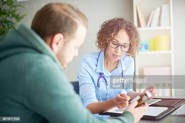 female gp medicine advice