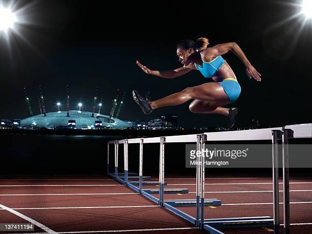 Female Hurdling In London