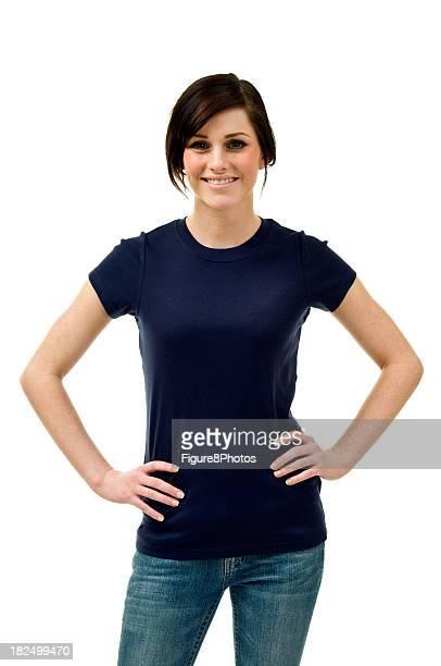 雌の t シャツ