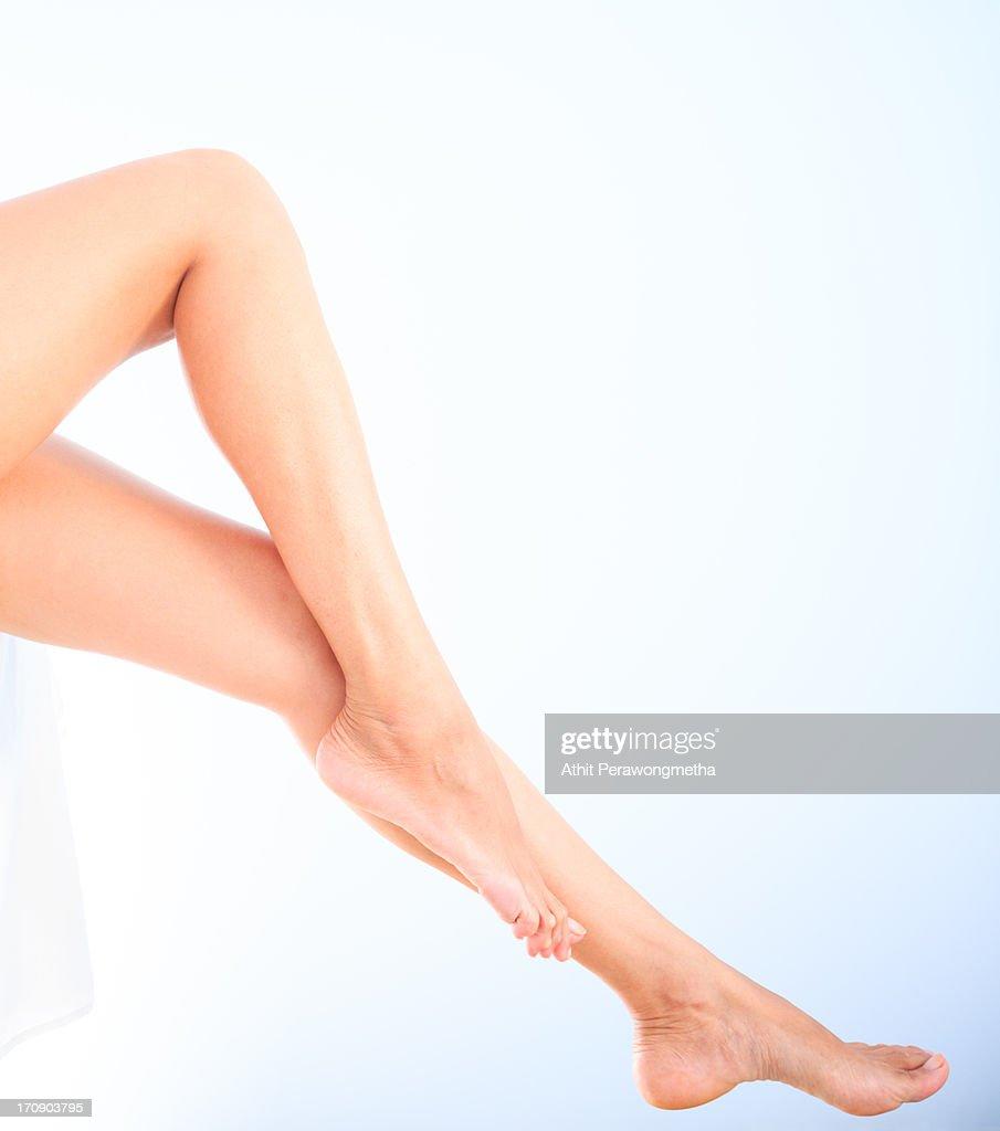 Female leg
