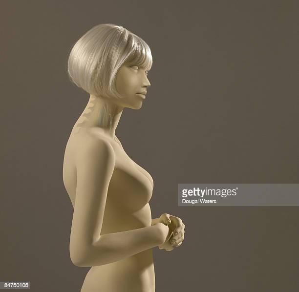 Female mechanical clone