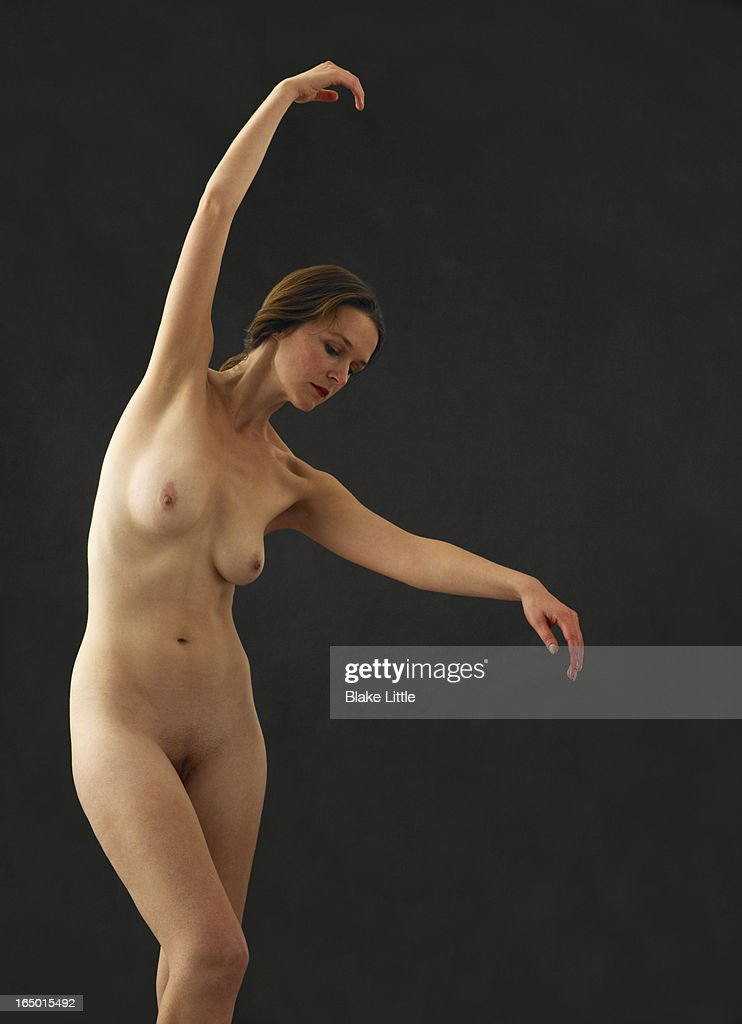 Naked Female Dancing 24