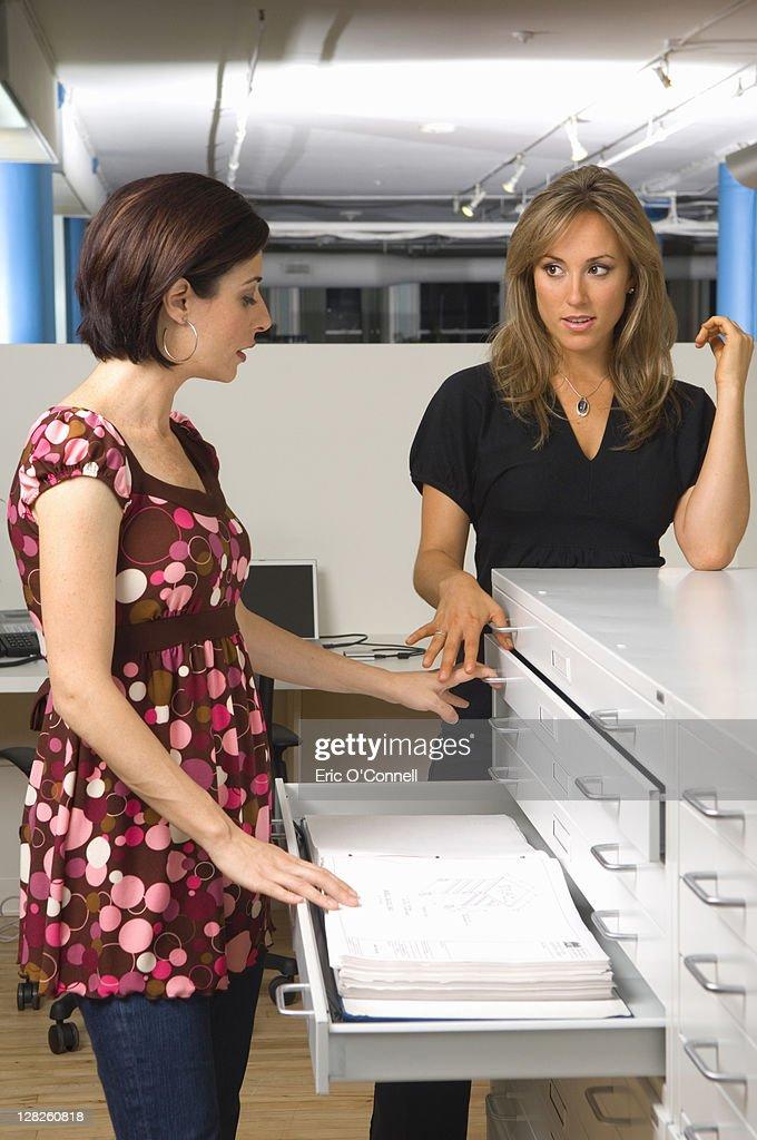 Office Lesbian 25