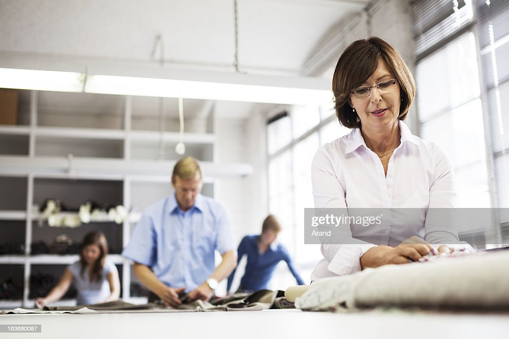 female professional at work : Stock Photo