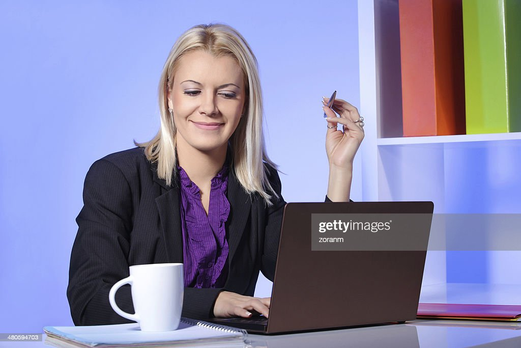 Female professional : Stock Photo