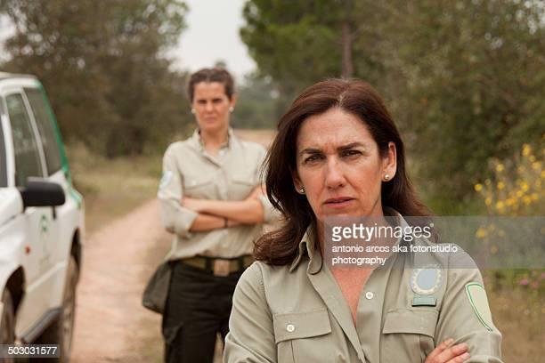 Female Rangers