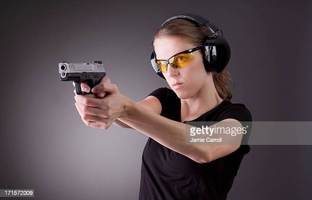 Female self defense series