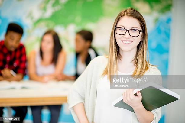 Estudante Feminino